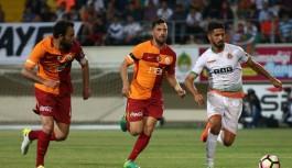 Alanyaspor 2-Galatasaray 3