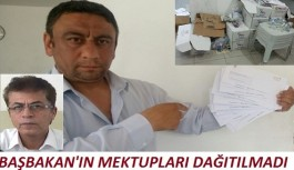 Berberoğlu, Başbakan'ın mektuplarını dağıtmamış