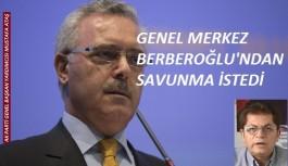 Berberoğlu'nun savunması istendi...! Neden dağıtmadın?