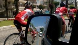 Bisiklet federasyonu Alanya'da