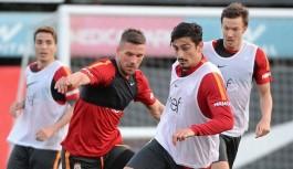 Galatasaray, Alanyaspor hazırlıkların başladı
