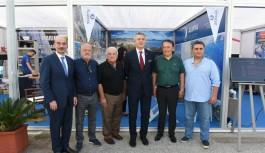 Lübnan'da Alanya'yı tanıttı