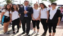 Alanya'da 9 farklı spor dalında yaz okulu