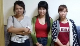Alanya'da Kırgızistanlı işçiler yakalandı