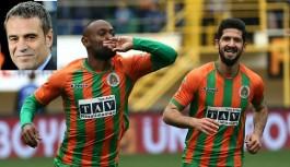 Alanya'dan O iki futbolcuyu İS-Tİ-YO-RUM!
