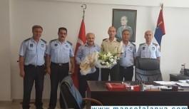 Alanya zabıtası, Jandarma'nın kuruluşunu kutladı