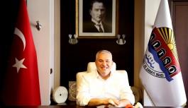 Altso Başkanı Şahin, tesekkür etti