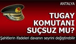 Antalya'da süren 15 temmuz davasıyla ilgili...!