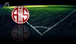 Antalyaspor'a yeni forvet