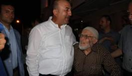 """Çavuşoğlu """"Gazipaşa-Alanya Havalimanına 15 dakika ya bir uçak iniyor"""