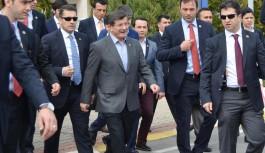 Davutoğlu, Alanya'ya geliyor
