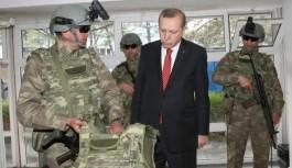 Erdoğan: Bu mücadele unutulmayacak