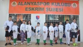 Eskrimciler Eskişehir yolcusu
