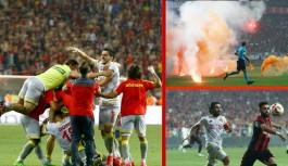 Göztepe, Süper Lig'e yükseldi