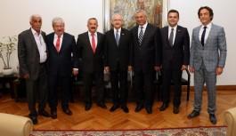 Kılıçdaroğlu, Türktaş ile Alanya'ya teşekkür etti