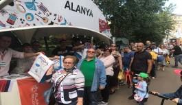 Rusya'da Alanya şöleni tamamlandı