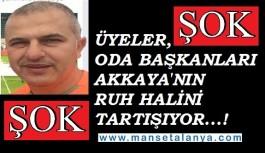 """Taksiciler """"Ali Akkaya'nın ruh hali yerinde değil"""" iddiası...!"""