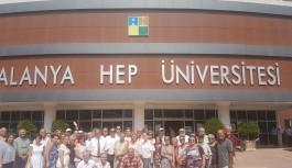 60+tazelenme üniversitesi tanıtıldı