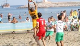Alanya plaj futbolunda finalin adı belli oldu