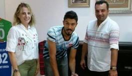 Genç pasör Alanya Belediyespor'da