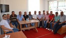 Güney, ilk istişare toplantısını Konaklı'da yaptı.