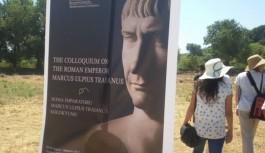 Roma İmparatoru Gazipaşa'da anıldı