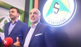 Ak Parti Alanya teşkilatından diğer siyasi partilere örnek davranış