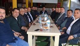 Ak Parti Avsallar teşkilatında gündem seçim