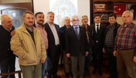 Alanya Türk ocağı genel kurulunu yaptı