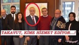 Ali Yazar, Takavut bozar...!