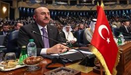 Dışişleri Bakanı: Kandil'e operasyon olmalı