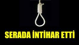 Gazipaşa'da intihar