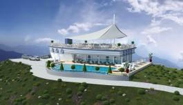 Gazipaşa'ya havuzlu yeni mesire alanı