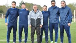 İşte Mesut Bakkal'ın ekibi