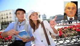"""""""Şehir merkezine kaç turist giriyor ben bile bilmiyorum"""""""