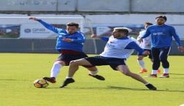 Trabzonspor Alanya'da