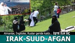 Türkiye'de konut satışında ilk 3 ülke