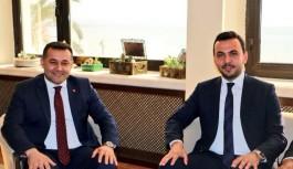 Ak Parti İlçe Başkanından ittifak açıklaması