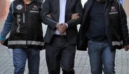 Alanya'da FETÖ tutuklaması