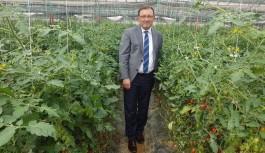 Alanya'daki genç çiftçilere 30 bin Türk lirası hibe...!