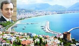 Alanya'daki sahil yerlere fore kazıkla inşaat yapılmalı