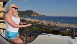 Alanya Kleopatra plajının mükemmel tanıtımı videosu