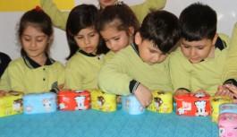 Alanyadaki öğrencilerden, Mehmetçiğe destek