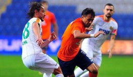 Alanyaspor-Başakşehir maçına doğru