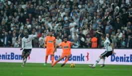Beşiktaş 1-0 Alanyaspor (Maç sonucu)