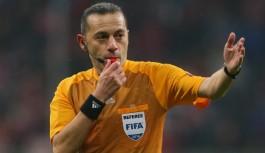 Cüneyt Çakır ilk kez Alanya maçını yönetecek