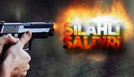 Gazipaşa'da silahlı saldırı