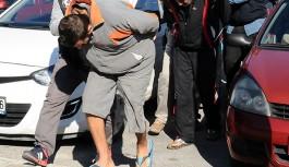 Gazipaşa'da Suriyeli teröristler tutuklandı