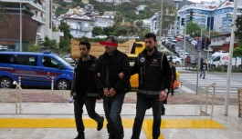Gözaltına alınan şüpheli tutuklandı