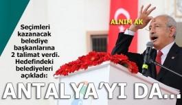 Kılıçdaroğlu: Belediyelerimize iki talimatım var